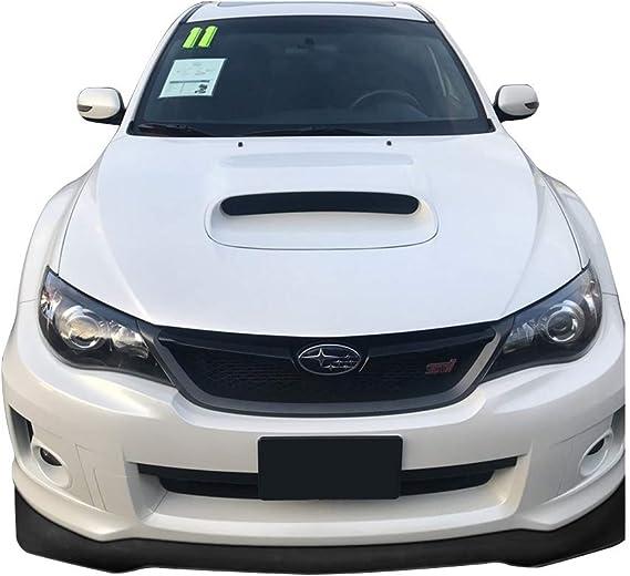 Front Bumper Lip Fits 2011-2014 Subaru Impreza WRX & STI V-Limited ...