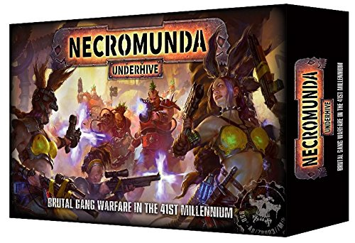 Necromunda: Underhive by Games Workshop