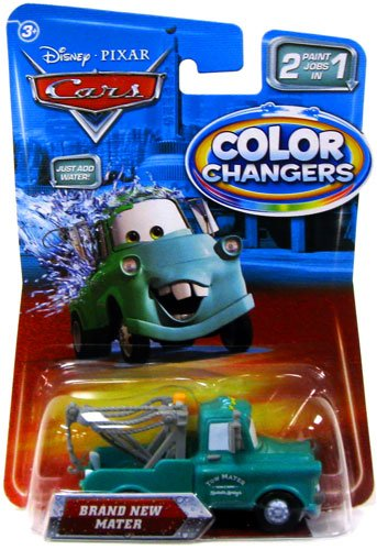 Amazon Com Disney Pixar Cars Movie 155 Cars Color Changers Brand