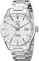 TAG Heuer Men's WAR2011.BA0723 Carrera Automatic Stainless Steel Bracelet Watch