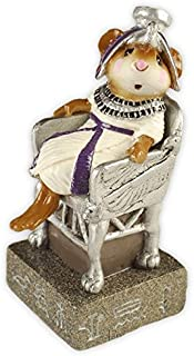 product image for Wee Forest Folk CS-2 Egyptian Chess Queen (Amethyst)