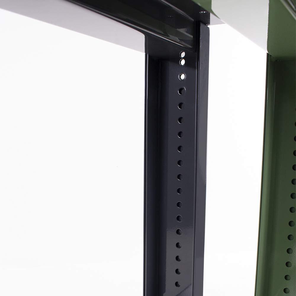 WBG-650//700-1000 /Établi de travail en acier Hauteur r/églable /Établi Pied en acier