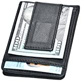 Best Wallet Styles - Clifton Heritage Mens Money Clip, Front Pocket Wallet Review