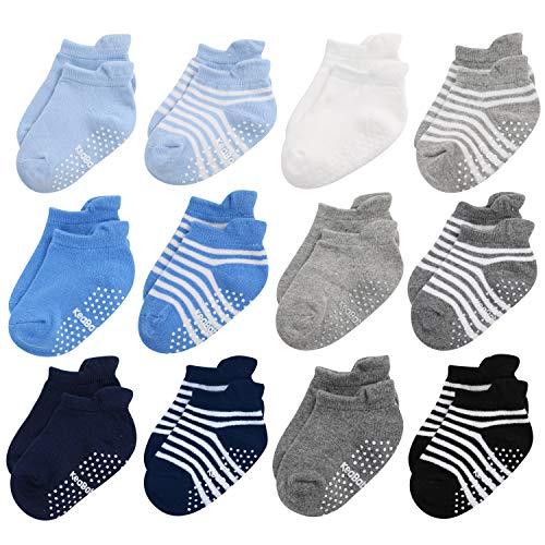 Baby Non Slip Grip Toddler Socks...
