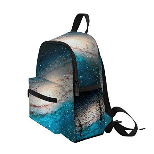 Bag Backpack Girls Galaxy Space Abstract Pre Toddler for School Boy Art Kids Kindergarten ZZKKO 8qa4x
