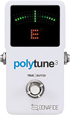 TC Electronic PolyTune 3 Tuner Pedal