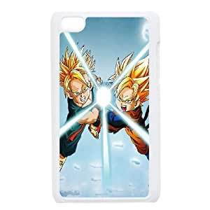 iPod Touch 4 Case White Dragon Ball Z Goku Junior OJ455332