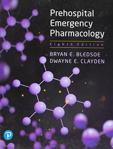 E.b.o.o.k Prehospital Emergency Pharmacology (8th Edition)<br />RAR