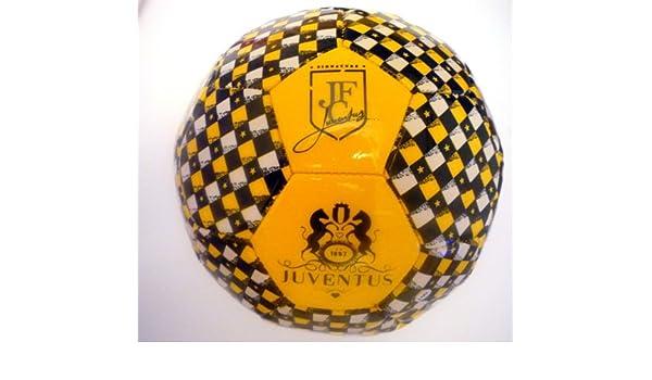 Una auténticaatmósfera con licencia oficial FC Juventus amarillo y ...