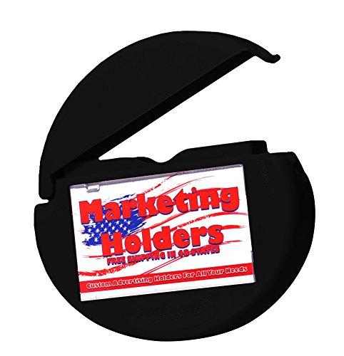 Card Caddie (Marketing Holders Card Caddie Outdoor Car Business Card Holder (Black, 1))
