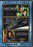 Gattaca / Starship Troopers / The Fifth Element [DVD]