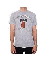 Flipadelphia It's Always Sunny in Philadelphia T-Shirt-Mens Large