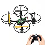 Theefun Mini RC Helicopter Drone with High/Low Speed, 2.4Ghz 6-Axis Gyro 4 Channels Headless Quadcopter