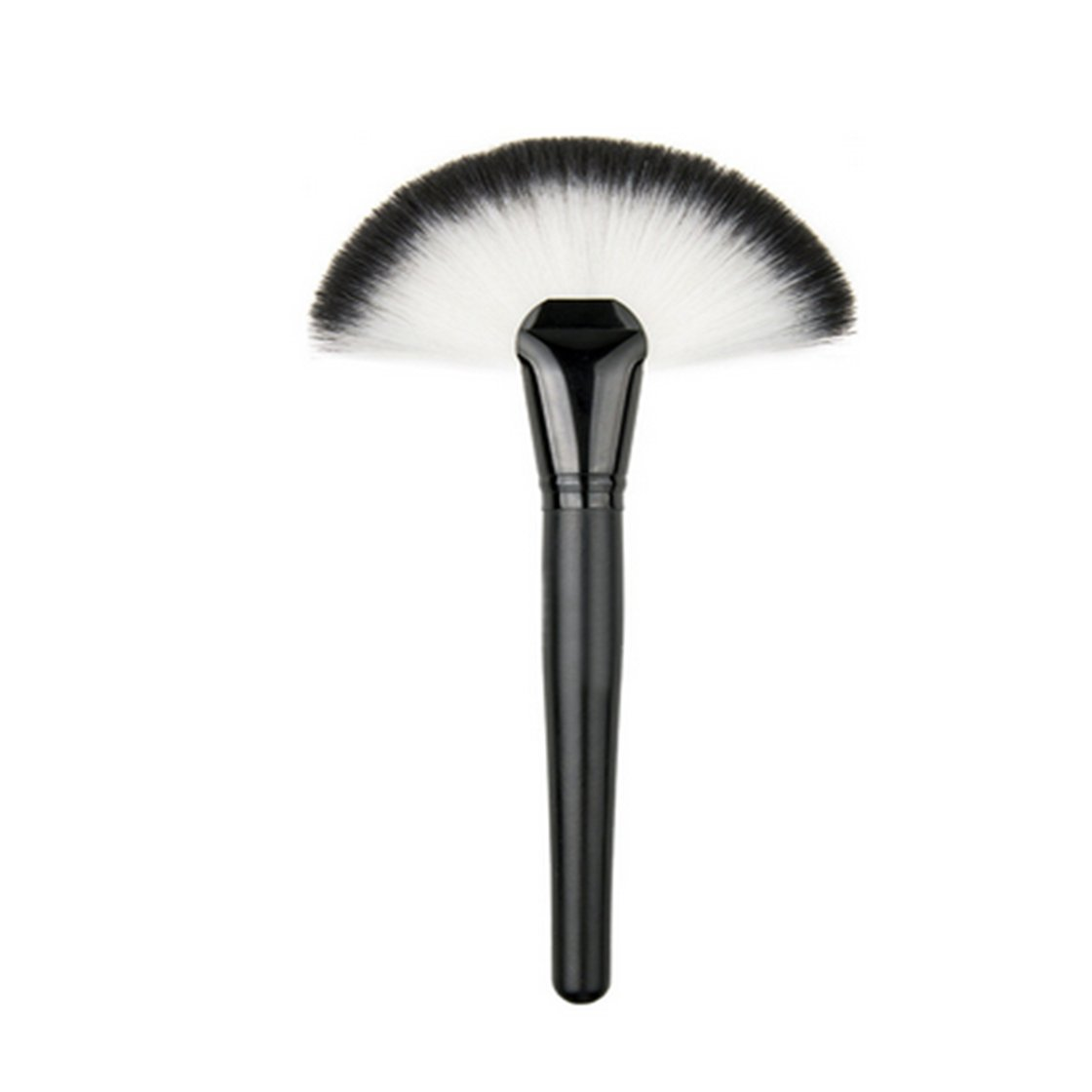 TraveT Professional Single Makeup Brush Blush/Powder Sector Makeup Brush Soft Fan Brush Foundation Brushes Make Up Tool