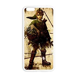 Customize TPU Gel Skin Case Cover for iphone 6+, iphone 6 plus Cover (5.5 inch), The Legend Of Zelda