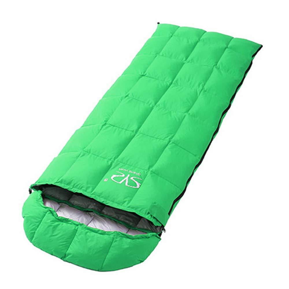 HFYS Schlafsack Umschlag dünner Schlafsack Ultraleicht Schlafsack Mumienschlafsäcke,80+30,73cm Reiseschlafsack. Ideal für Hostels, Berghütten und Jugendherbergen