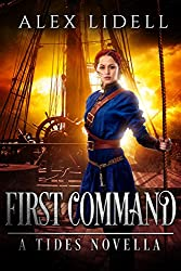 First Command by Alex Lidell