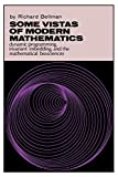 Some Vistas of Modern Mathematics : Dynamic Programming, Invariant Imbedding, and the Mathematical Biosciences, Bellman, Richard, 0813151201