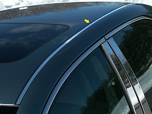 [CAMRY 2012-2014 TOYOTA (2 Pc: Stainless Steel Roof Insert Trim - 0.5