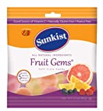 Jelly Belly 45041 3.1 Oz Jelly Belly® Funkist Fruit Gems 12 Bag Case by Sunkist