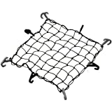 カーメイト カーゴネット inno バゲッジネット S ブラック IN525-5