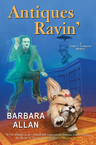 Antiques Ravin' (A Trash 'n' Treasures Mystery Book 13)
