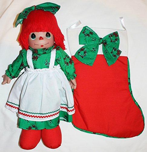 Raggedy Ann Christmas Holiday 16