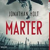 Marter (Capitano Katerina Tapo 1) | Jonathan Holt