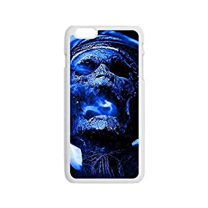 Lucky Blue Skull Custom Protective Hard Phone Cae For Case Cover For SamSung Galaxy S3