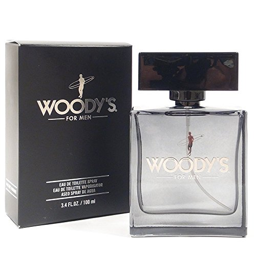 Woody's For Men Signature Fragrance 3.4oz (Best Woody Mens Cologne)