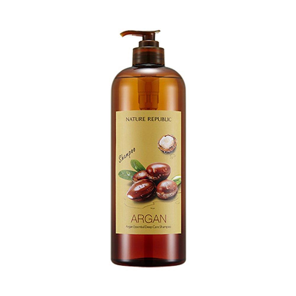 Nature Republic Essential Deep Care Shampoo 1000ml (Big Size)