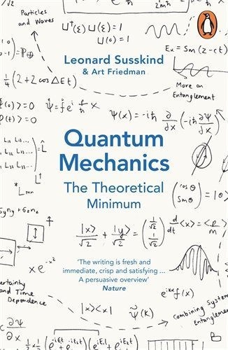 Quantum Mechanics: The Theoretical Minimum Paperback April 30, 2015の詳細を見る