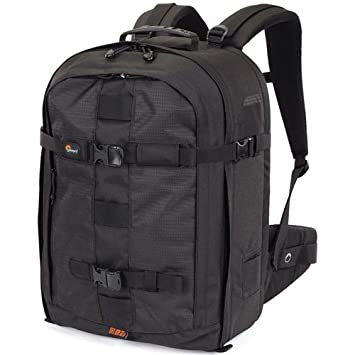 Amazon.com : Lowepro Pro Runner 450 AW DSLR Backpack (Black ...