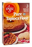 Flour, Tapioca, Wheat Free, 16 oz (pack of 12)