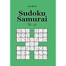 Sudoku Samurai Nr. 51