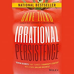 Irrational Persistence Audiobook