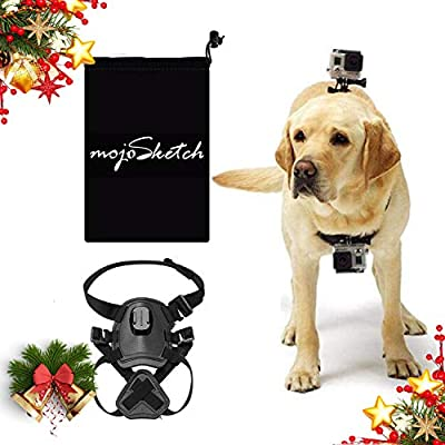 Mojosketch Action Camera Gopro Accessory Kit