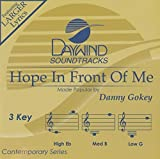 Hope In Front Of Me [Accompaniment/Performance Track] (Daywind Soundtracks) by Danny Gokey