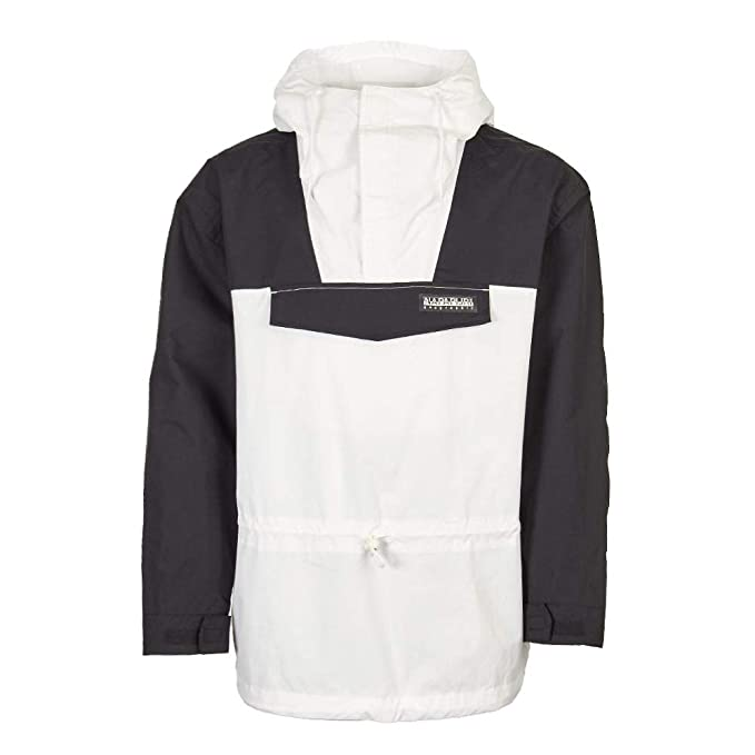 Napapijri Herren Pullover Regenwald patzt Jacke Multi XL