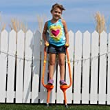 Flybar Maverick Walking Stilts for Kids (Small) - Adjustable Height - for Ages 5 & Up, Up to 190 Pounds