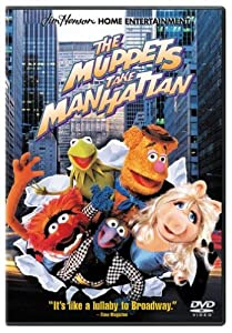 The Muppets Take Manhattan by Sony Pictures Home Entertainment