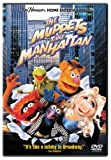The Muppets Take Manhattan DVD