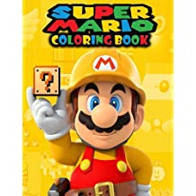 Super Mario Coloring Book: MARIO , great coloring pages,(for kids ages for 5-10)