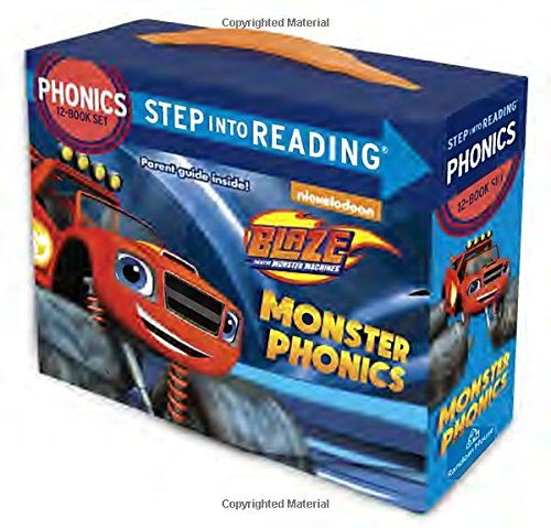 Monster Phonics Blaze Machines Reading product image