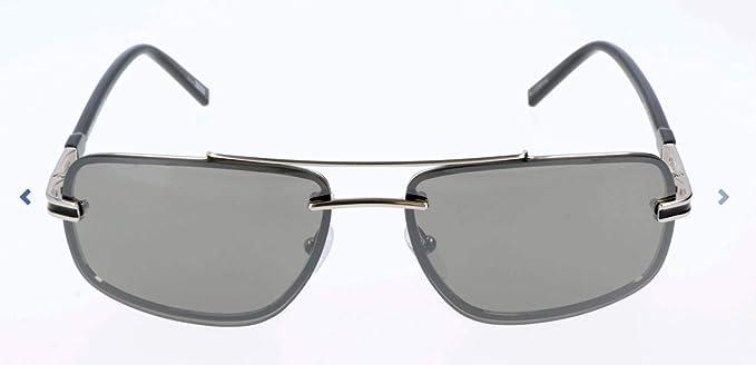 Amazon.com: anteojos de sol Montblanc MB 658 S 16 °C paladio ...