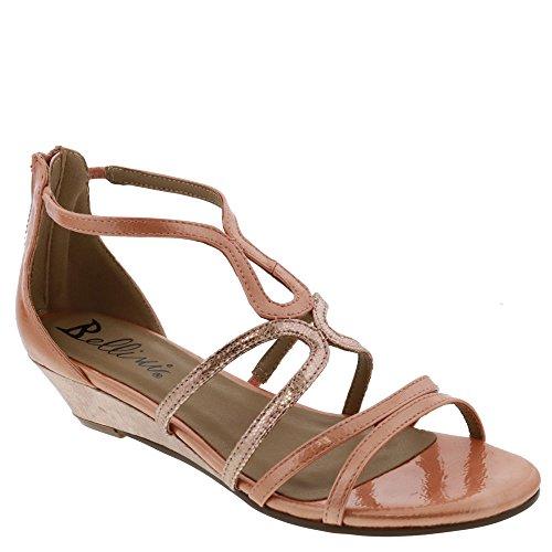 Bellini Gwen Womens Sandal Peach v2z1ON0VOt