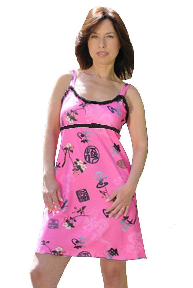 Larrivo SLEEPWEAR レディース B075TGW3KZ Small|Pink Asian Pink SLEEPWEAR Flowers Pink Asian B075TGW3KZ Flowers Small, 元気爽快:f6c8f40e --- lagunaspadxb.com