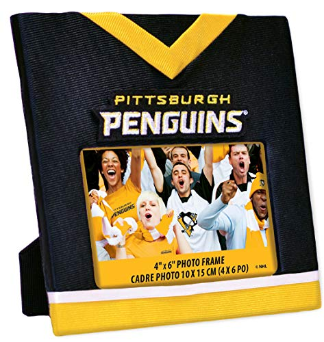 (MasterPieces NHL Pittsburgh Penguins Uniform Photo Picture Frame)