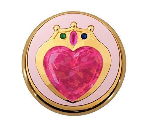 Bandai Sailor Moon Moon Light Memory Series Prism Heart Compact Mirror Case by Bandai