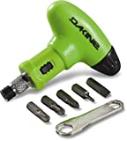 Dakine Torque Driver Tool Multi-Coloured green Size:One Size